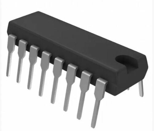 PC74HCT175P Philips 16 Pin Dip
