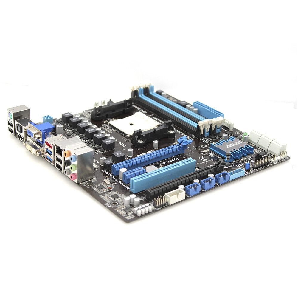 For ASUS A85XM-A Mainboard FM2 90MB0FJ0-M0AAY0 mATX A85X Desktop Motherboard