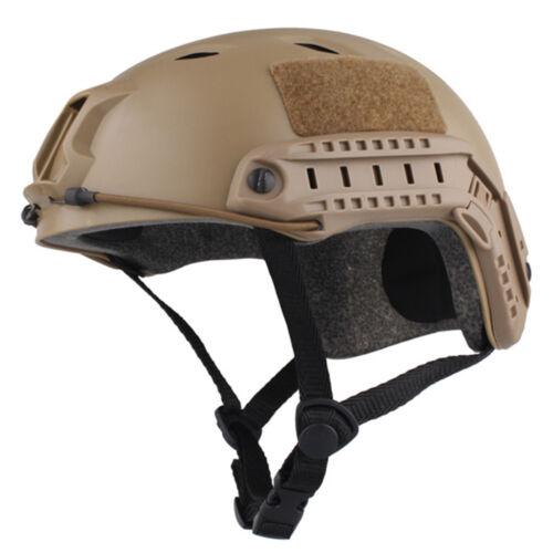 Emerson Tactical Fast Helmet BJ Type Bump Base Jump Airsoft Military Bike Helmet