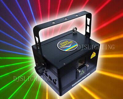 LaserShow Xpress ILDA compatible live DJ laser projector control value bundle