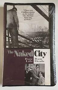 ed3a9f61002 The Naked City Movie VHS 1948 Film Noir New York City Raw Life ...