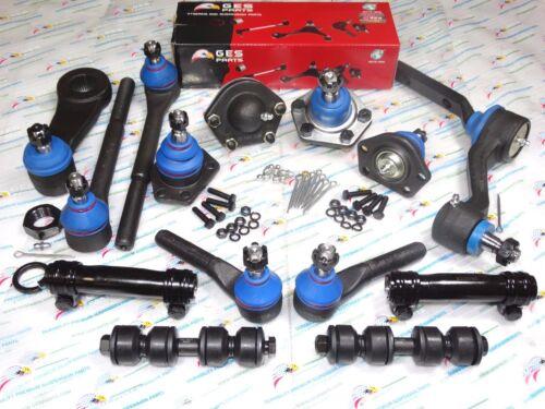 14PCS Suspension /& Steering Kit 4WD K5320 K6600 K6251//55