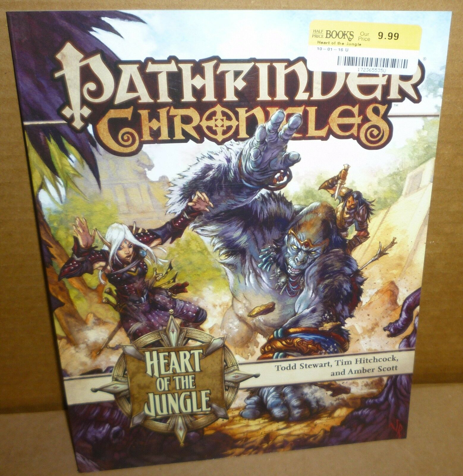 Pathfinder Chronicles HEART OF THE JUNGLE