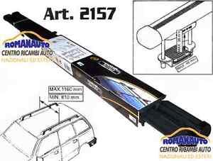 barre portatutto mazda 6 sw rails (portapacchi+attacchi)2157 | ebay