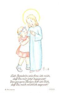 """Le Zèle Photos Icône Gebetbild Andachtsbild Holy Card Ars Sacra """"h455""""-afficher Le Titre D'origine"""