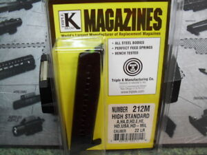 Triple-K-212M-High-Standard-Model-A-HA-D-HD-E-HE-HD-USA-HD-MIL
