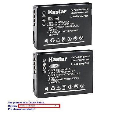 Genuino Original Batería DMW-BCG10e DMC-TZ65 TZ6 TZ7 TZ8 TZ10 TZ20 TZ25 TZ30