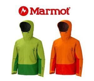 039-Men-039-s-Marmot-Spire-Jacket-Gore-Tex-and-WaterProof-Function-NWT