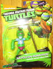 Teenage Mutant Ninja Turtles NAPOLEON BONAFROG FIGURE TMNT
