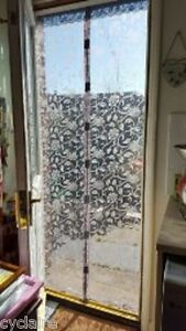 Image Is Loading Magnetic Flying Insect Door Screen Curtain Very Easy