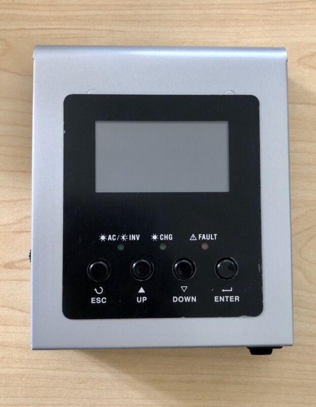 Network Remote Panel for Inverter Axpert RCT Mecer