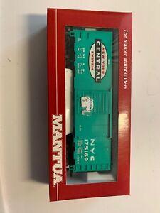 Mantua-HO-Heavy-NYC-System-Oval-Herald-41-039-STL-Box-Car-New-In-Box