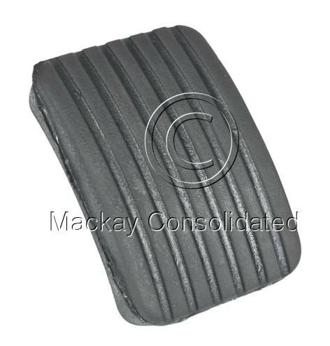 Mackay Brake Pedal Pad PP1322 fits Hyundai Excel 1.5 (X-1), 1.5 i (X-2), 1.5 ...