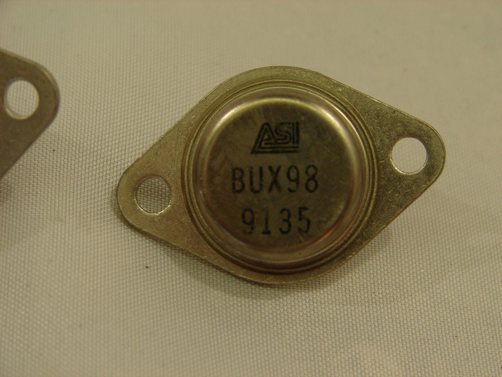Bux98a transistor NPN 450v 30a 250w to3