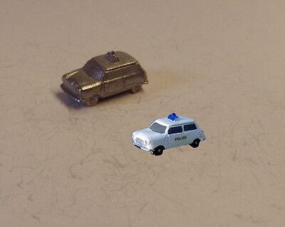 P/&D Marsh N Gauge N Scale G40 Austin Mini car casting requires painting