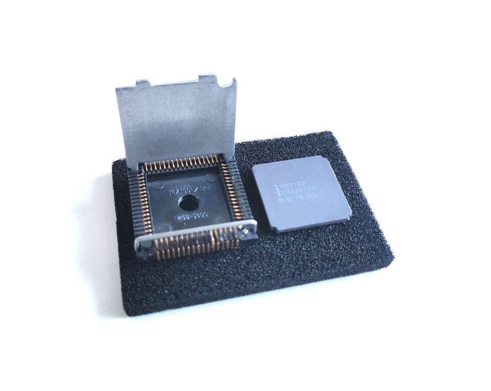Processor, Intel, 80186