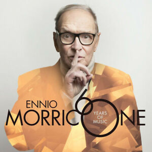 Ennio Morricone – 60 Years of Music  180g  2  x Vinyl LP New Sealed
