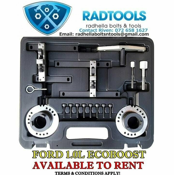 FORD 1.0L ECOBOOST ENGINE TIMING KIT FOR HIRE!
