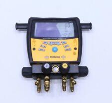 Fieldpiece Sman460 Wireless 4 Port Manifold Micron Gauge 2