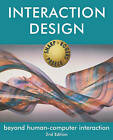 Interaction Design: Beyond Human-Computer Interaction by Yvonne Rogers, Jenny Preece, Helen Sharp (Paperback, 2007)