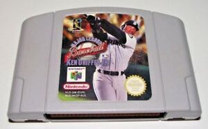 2edd0f45f7 Image is loading Major-League-Baseball-Featuring-Ken-Griffey-Jr-Nintendo-