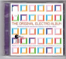 (GL933) The Original Electro Album, 18 tracks various artists - 2004 CD