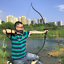 thumbnail 7 - 30-50lbs-56-034-Archery-Recurve-Longbow-Takedown-Bow-Shooting-Right-Hand-Hunting