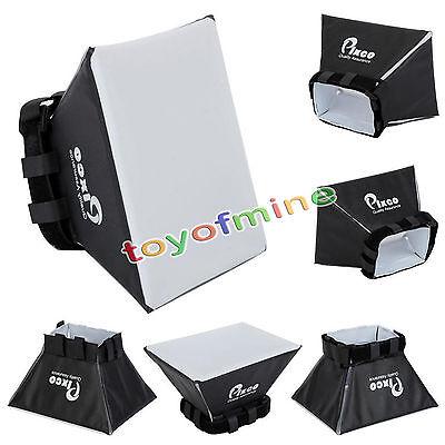 Difusor de Flash Softbox para Nikon Canon Sony Olympus Sunpak Vivitar Cámara