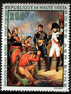 Stamp-New-Napoleon-Bonaparte-Paintings-Haute-Volta-88M362