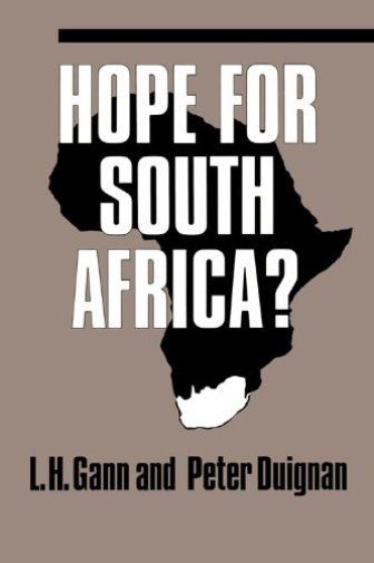 Peter Duignan-Hope For South Africa? (US IMPORT) BOOK NEW