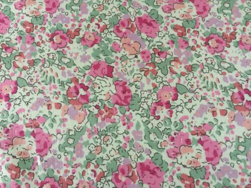 CLAIRE AUDE in PINKS  1.50 METRES PINKS GREENS ECT.