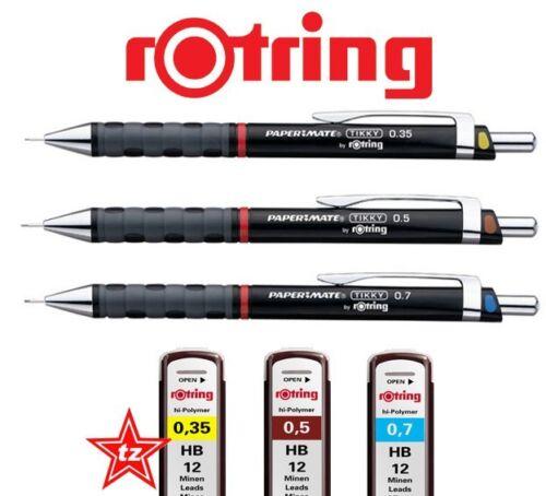 rotring Druckbleistift Tikky RD 3er Set 36 Minen