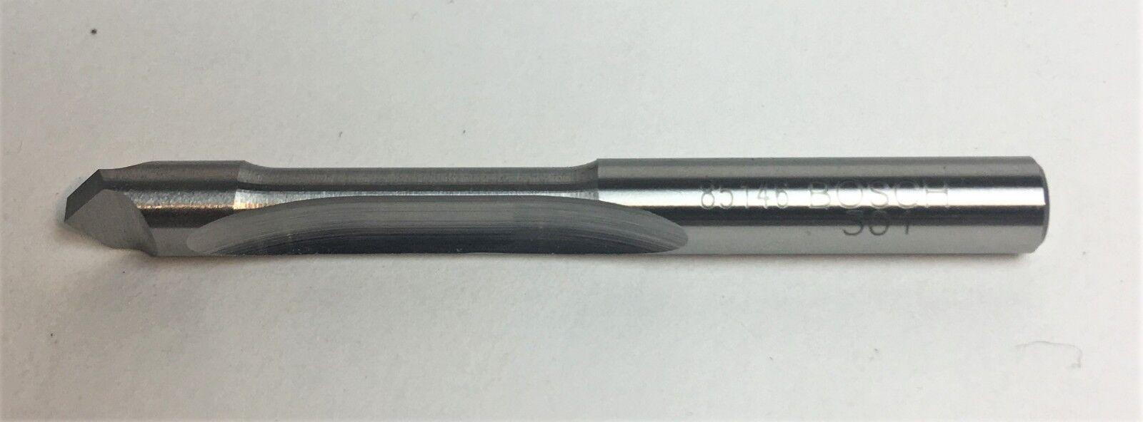 Bosch 85188 1//2-Inch High Speed Steel Pilot Panel Bit with Drill-through Point-Single Flute