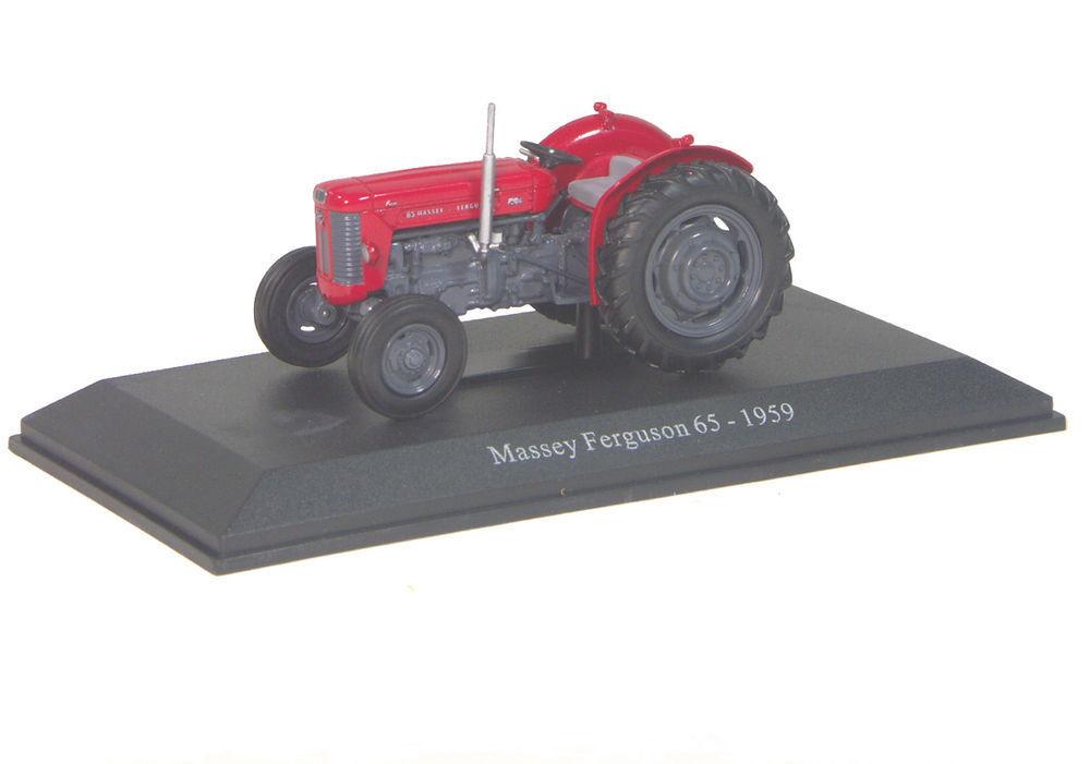 Massey Ferguson 65 Tractor - 1 1 1 43 ec060e