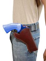 Barsony Burgundy Leather Cross Draw Gun Holster Astra Beretta 4 Revolvers