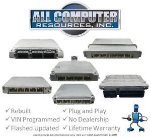 Details about 2001 Lexus RX300 ECU ECM PCM Engine Computer - P/N  89661-48130 - Plug & Play