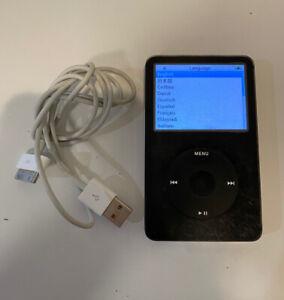 Apple-iPod-classic-5th-Generation-Black-60-GB-PLEASE-READ-DESCRIPTION