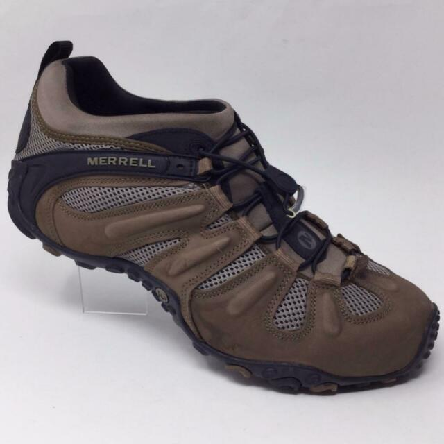 578aeba0008 Merrell Mens Chameleon Prime Stretch Hiking Shoe Kangaroo 11 M US 45 EU  J21523
