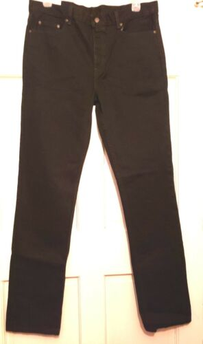 Coton Glory Denim Classique Jambe Poches 31 5 Jeans X Faded Homme 30 Noir Droite vqxECCwna