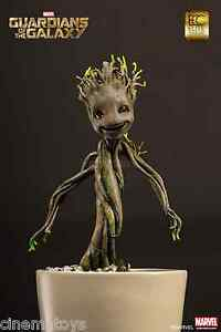 Marvel-Guardians-Of-The-Galaxy-LITTLE-GROOT-Life-Size-Statue-1-1-Cinemaquette