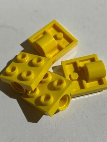 Part 2444 SELECT COLOUR 10 x LEGO Plates 2x2 with Pin Hole FREE POSTAGE