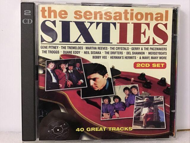 Various Artists : The Sensational Sixties: Two  CD 1997