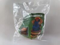 Mcdonald's 1987 Changeables Happy Meal Toy Big Mac Transformer