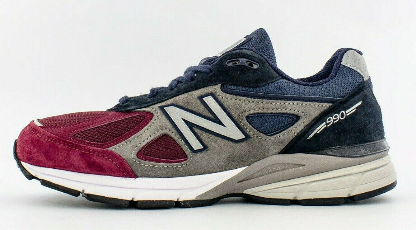 New Balance 990v4 made in USA   M990BGN4 Final Edition Medium largeur Hommes 8 - 12