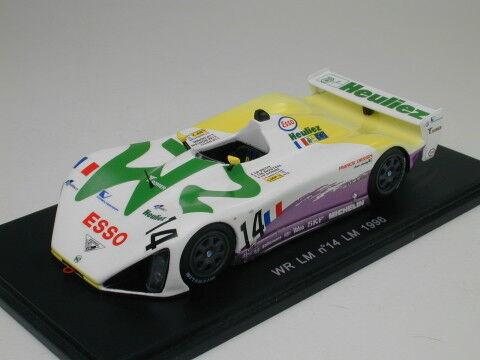 Spark 1 43 Peugeot LM Welter Racing Le Mans 24 H 1996 de Japón