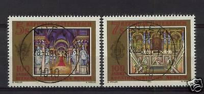 Humorous Austria 1991 Sg#2264-5 Museum Centenaries Cto Used Set More Discounts Surprises Stamps