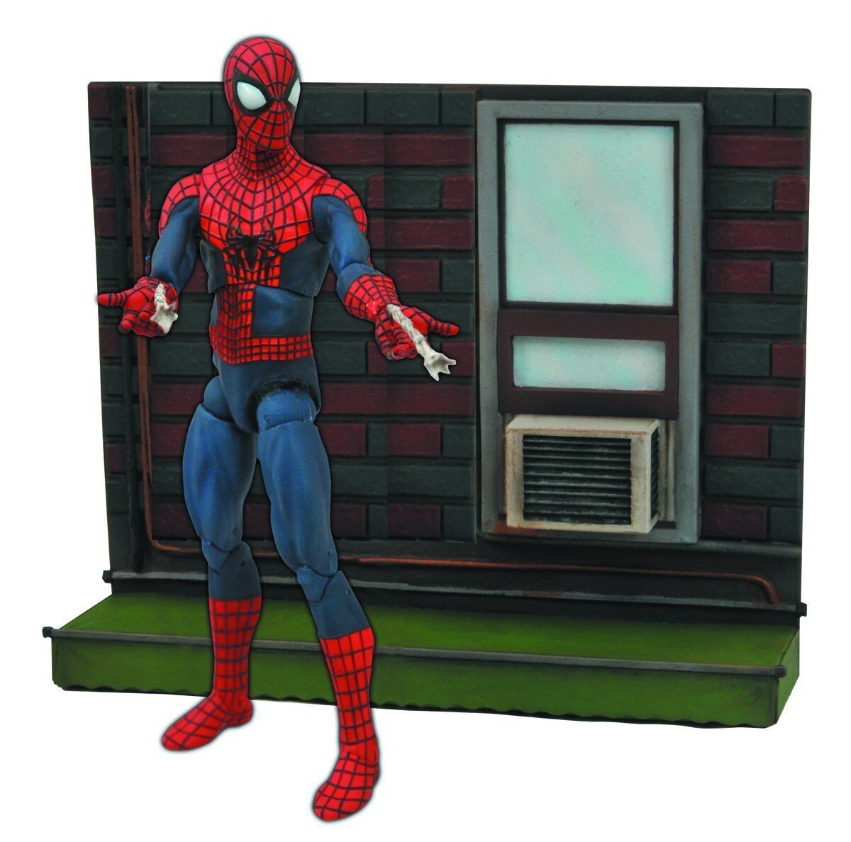 The Amazing Spider-Man Spider-Man Spider-Man 2 Movie Marvel Select Action Figure Diamond UK Seller a2568d