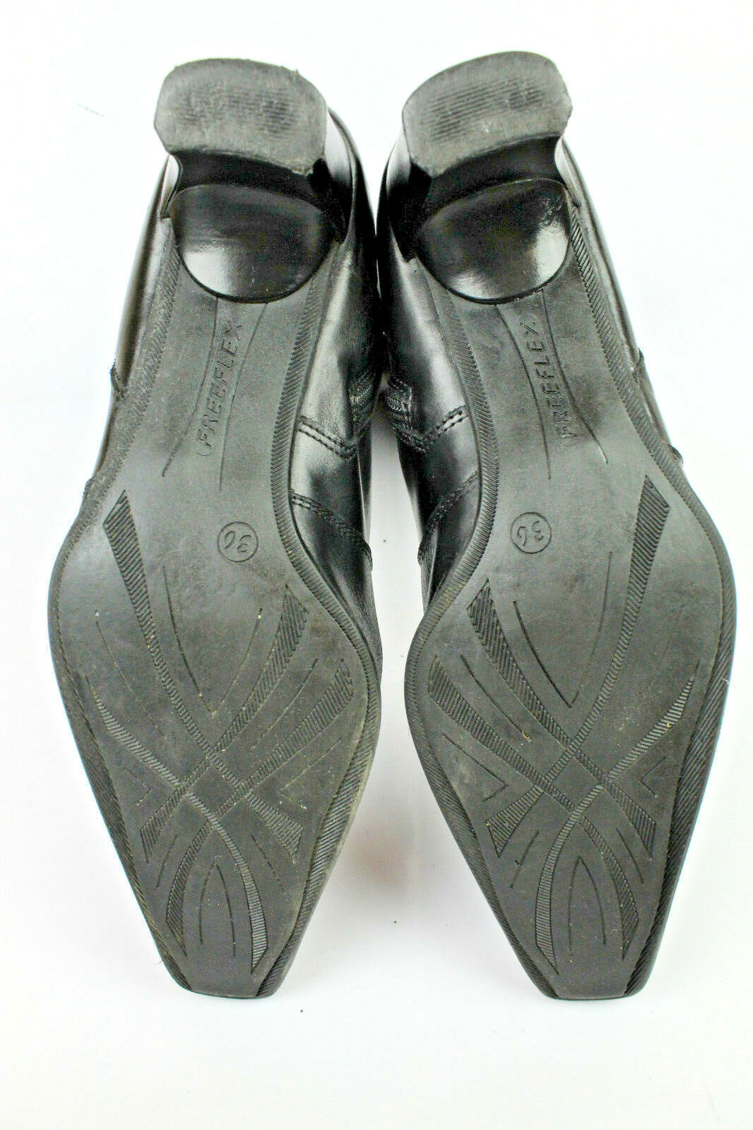 Schwarzes Schwarzes Schwarzes Leder-Stiefel AGNES FLO T 36 sehr guter Zustand    Deutschland Shops  f10e47