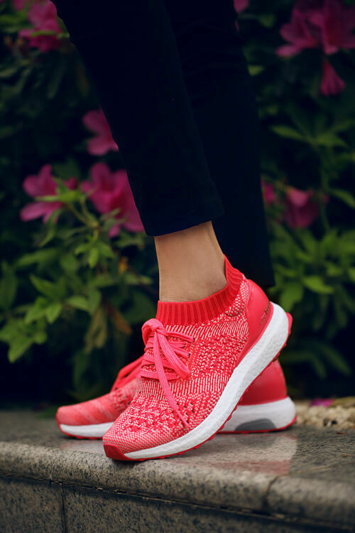 Adidas Ultra Boost Uncaged W Womens Shock Red Ray Pink White Black BB3903 Triple Seasonal price cuts, discount benefits
