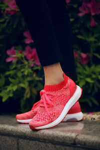 311306563 Adidas Ultra Boost Uncaged W Womens Shock Red Ray Pink White Black ...
